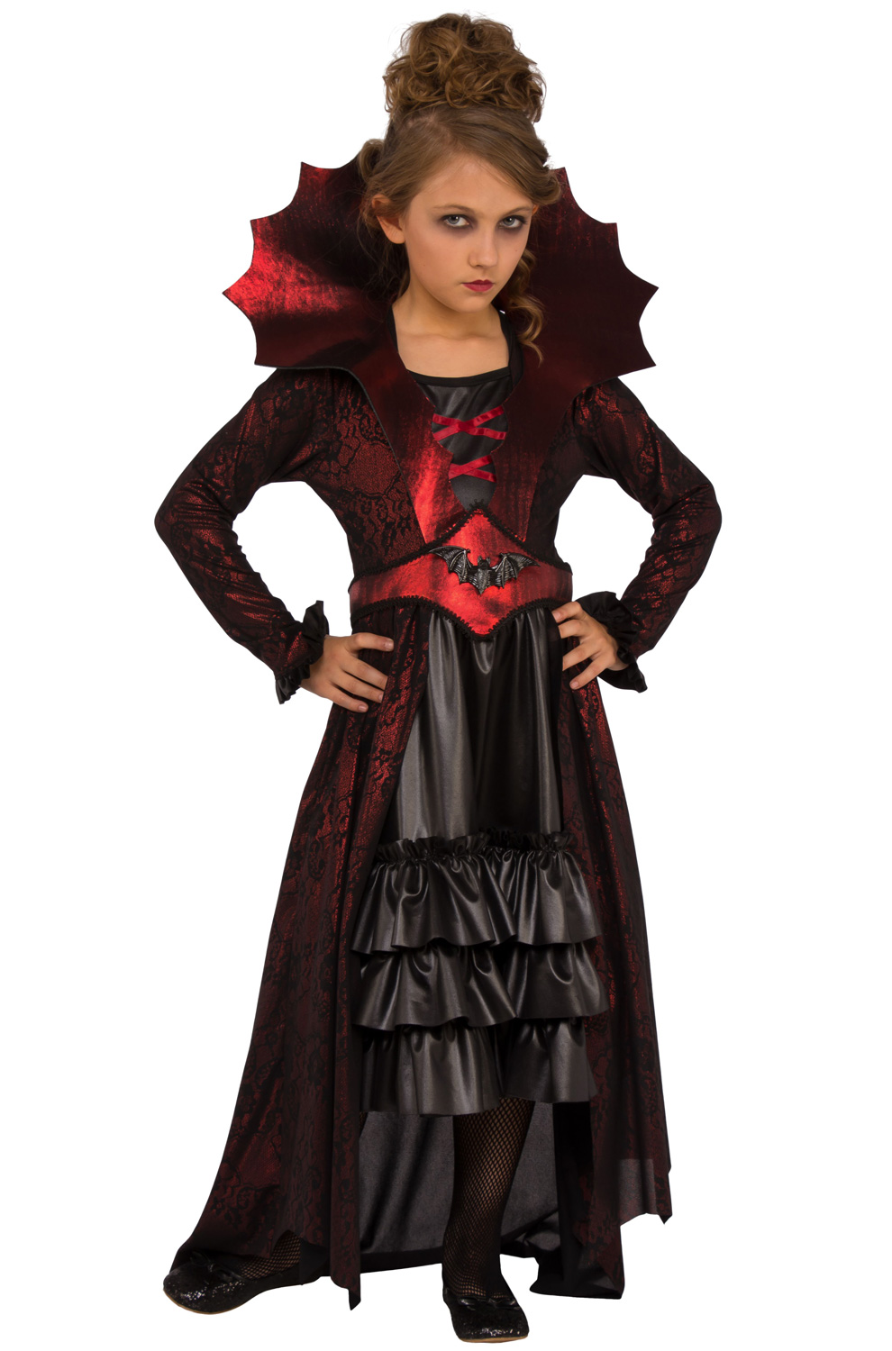 victorian vampire child costume. Black Bedroom Furniture Sets. Home Design Ideas