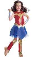 JL Deluxe Wonder Woman Child Costume