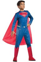 JL Superman Child Costume