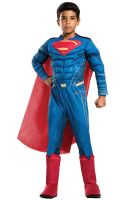 JL Deluxe Superman Child Costume