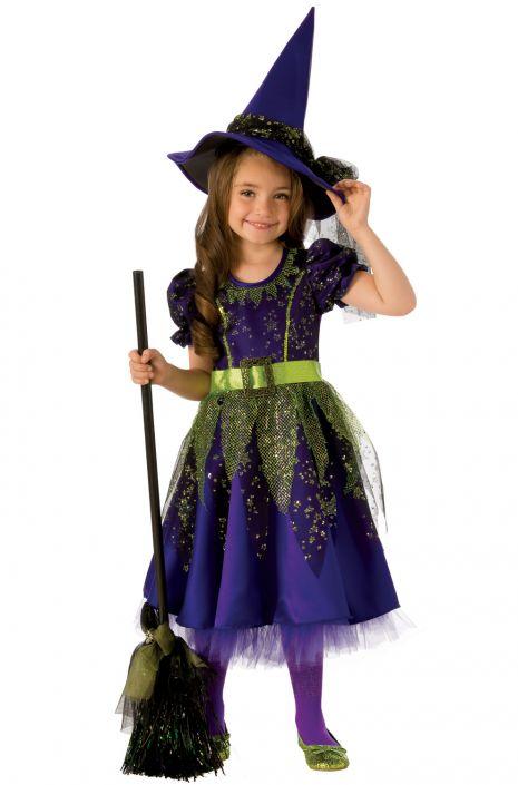 Twilight Witch Girls Costume