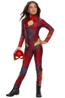 The Flash Girl Child Costume