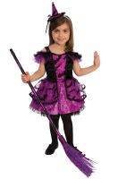 Purple Witch Child Costume