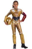 C-3PO Girl Child Costume