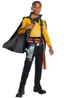 Solo Movie Lando Calrissian Deluxe Child Costume