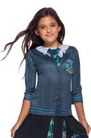 Slytherin Printed Top Child Costume