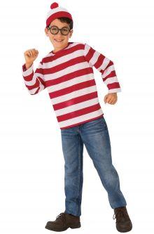 Wheres Waldo Costumes Purecostumescom