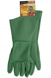 Teen Titans Go! Robin Child Gloves  sc 1 st  Pure Costumes : robin costume for teens  - Germanpascual.Com