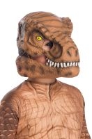 T-Rex Movable Jaw Child Mask