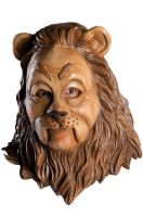 Cowardly Lion Overhead Latex Adult Mask