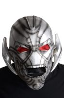 Ultron Deluxe Overhead Adult Latex Mask