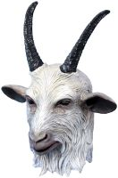 Suicide Squad Deluxe Goat Adult Latex Mask