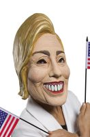 Hillary Politician Mask