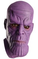 Infinity War Thanos Deluxe Adult Latex Mask