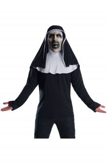 Biblical costumes purecostumes the nun adult costume top solutioingenieria Gallery