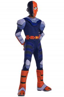 Teen Titans Deluxe Slade Child Costume  sc 1 st  Pure Costumes & Cartoon Character Costumes - PureCostumes.com