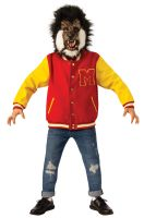 Michael Jackson Thriller Deluxe Werewolf Varsity Jacket Child Costume