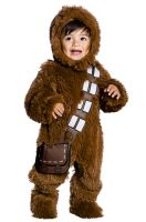 Deluxe Chewbacca Infant/Toddler Costume