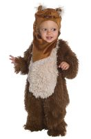 Deluxe Ewok Infant/Toddler Costume