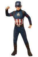 Endgame Classic Captain America Child Costume