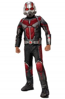 COVID-19-Appropriate costumes Endgame Deluxe Ant-Man Child Costume