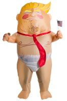 Over Inflated Ego Adult Costume
