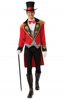 Expensive vs Affordable Costumes Circus Man Adult Costume