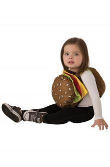9c58dcab0 Cheeseburger Infant/Toddler Costume