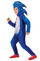Deluxe Sonic the Hedgehog Movie Child Costume