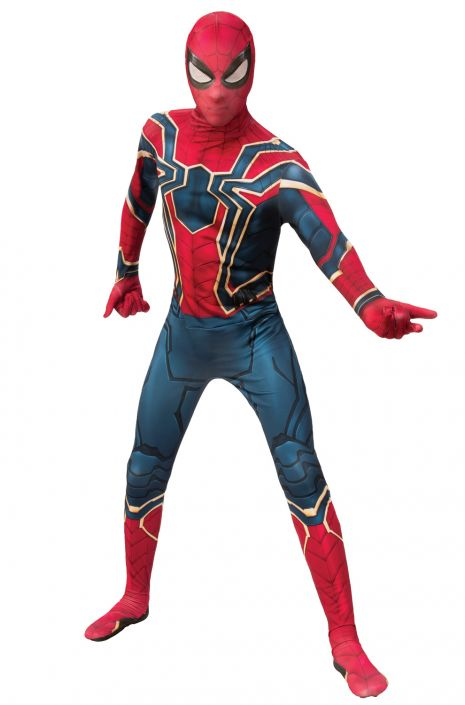 Endgame Iron Spider 2nd Skin Suit Adult Costume