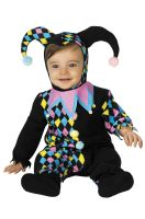 Jester Infant/Toddler Costume