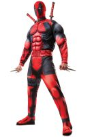Deluxe Deadpool Adult Costume