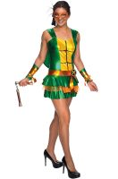 Michelangelo Dress Adult Costume
