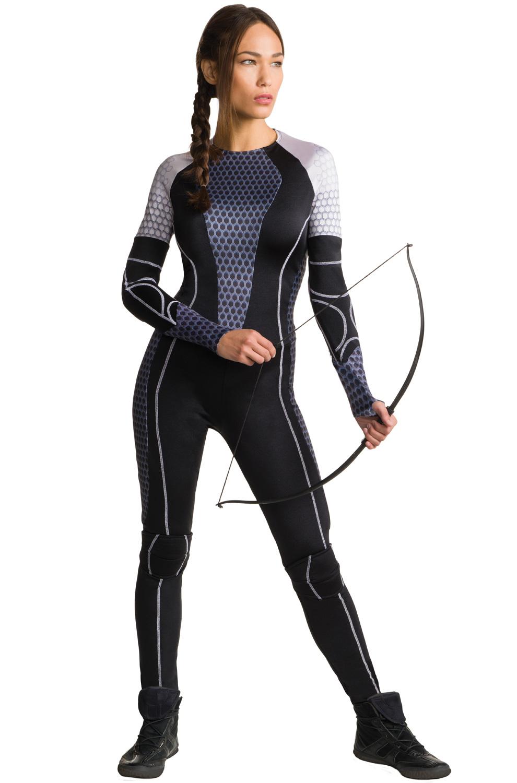 Hunger games katniss everdeen adult costume