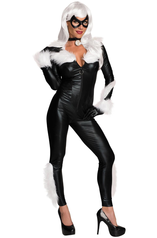 Adult Black Cat Costume 99