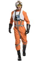 Grand Heritage X-Wing Fighter Pilot Adult Costume