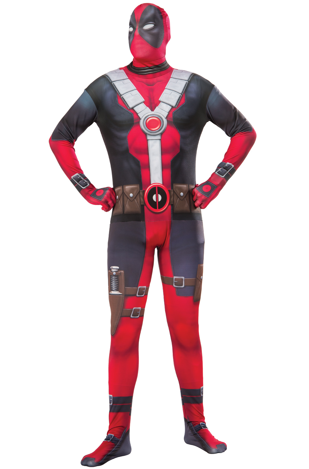 American Horror Story Costume: Deadpool Second Skin Suit Adult Costume