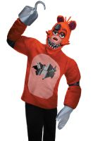 Five Nights at Freddy's Foxy Adult Costume