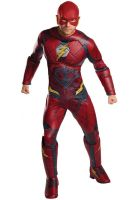 JL Deluxe The Flash Adult Costume