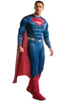 JL Deluxe Superman Adult Costume