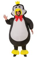 Inflatable Penguin Adult Costume