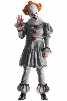 grand heritage pennywise adult costume
