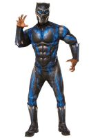 Deluxe Battle Black Panther Adult Costume