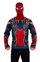 Infinity War Iron Spider Adult Costume Top