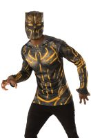Killmonger Adult Costume Top
