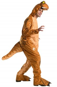 T-Rex Oversized Jumpsuit Adult Costume  sc 1 st  Pure Costumes & Adult Animal Costumes - PureCostumes.com
