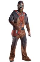 Solo Movie Chewbacca Deluxe Adult Costume