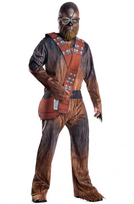 Solo Movie Chewbacca Deluxe Adult Costume  sc 1 st  Pure Costumes & Solo Movie Chewbacca Deluxe Adult Costume - PureCostumes.com