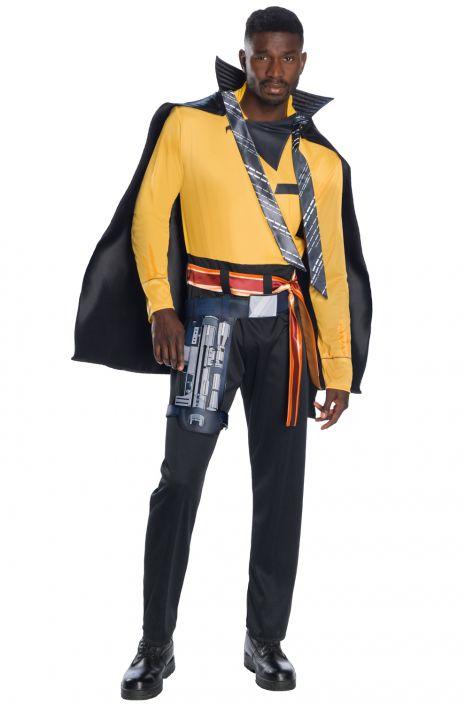Solo Movie Lando Calrissian Deluxe Adult Costume Purecostumescom