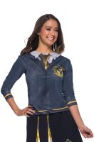 Hufflepuff Printed Top Adult Costume